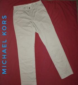Michael Kors beige pants